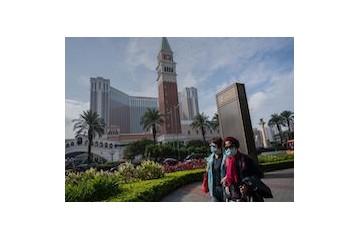 Coronavirus: les casinos de Macau connaissent leur pire mois de l'histoire en février image